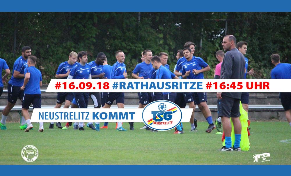 Vorbericht 5. Spieltag: BW90 – TSG Neustrelitz