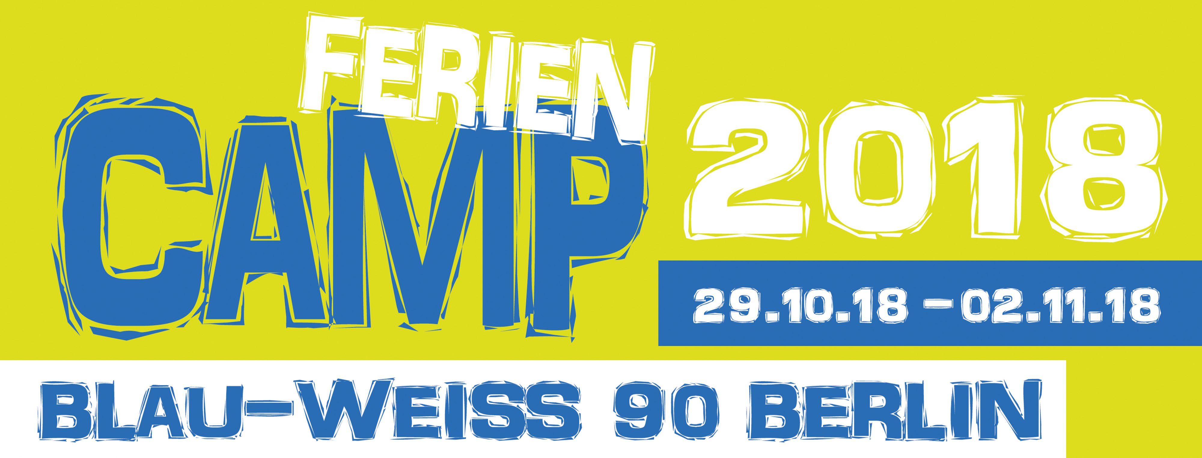 Blau-Weiss 90 Fußball-Feriencamp