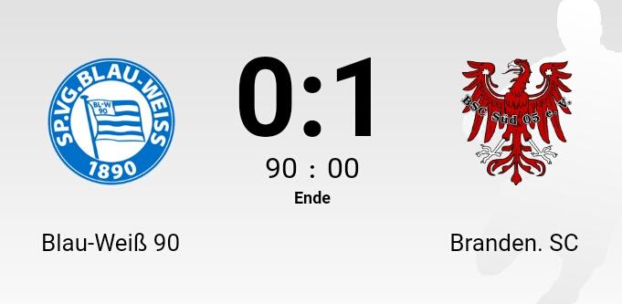 Niederlage gegen den BSC Süd 05