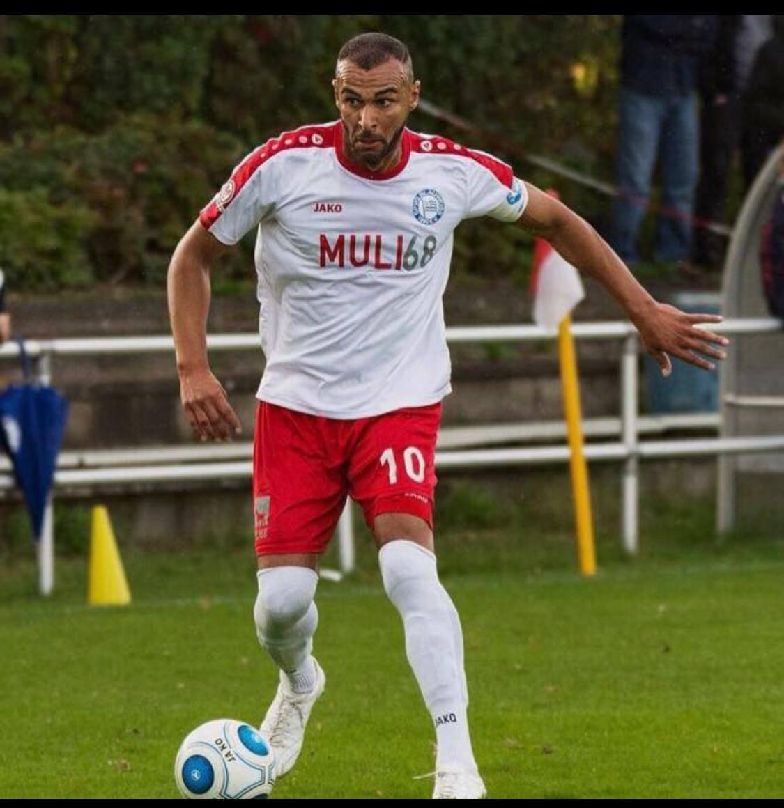 Rani Al Kassem verlässt Blau-Weiss 90, aber 'nur' als Spieler!
