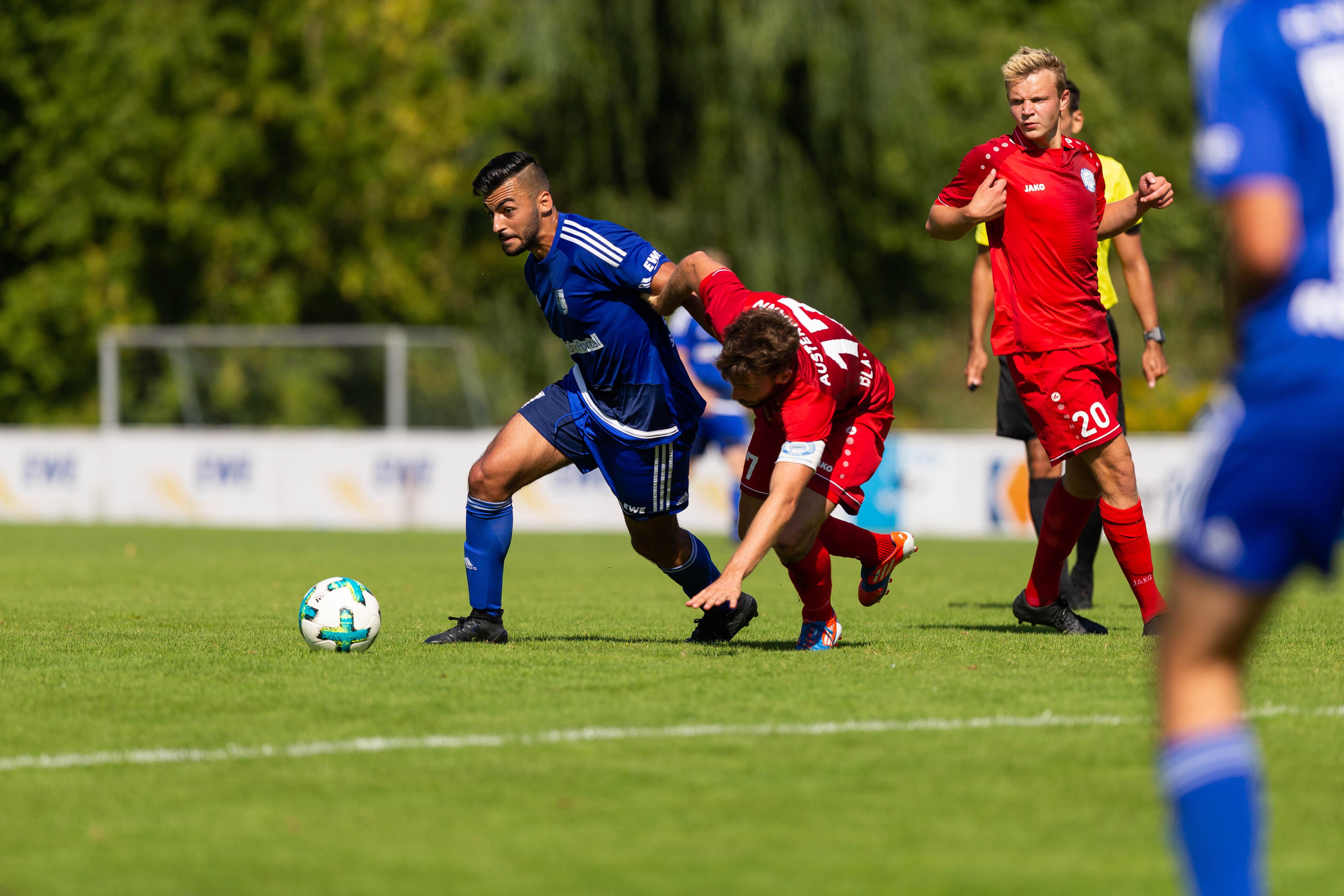Heimspiel gegen den FC Strausberg!