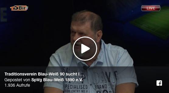 Präsident Michael Meister im Video über Investoren und Sponsoren!