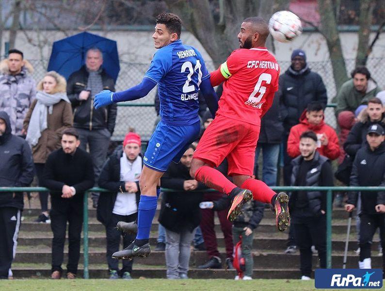 Verdienter Auswärtssieg im Derby beim CFC Hertha 06!