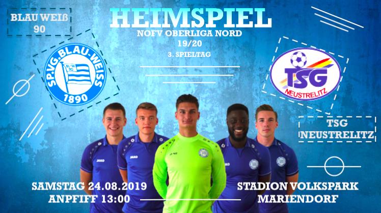 3. Spieltag NOFV Oberliga Nord