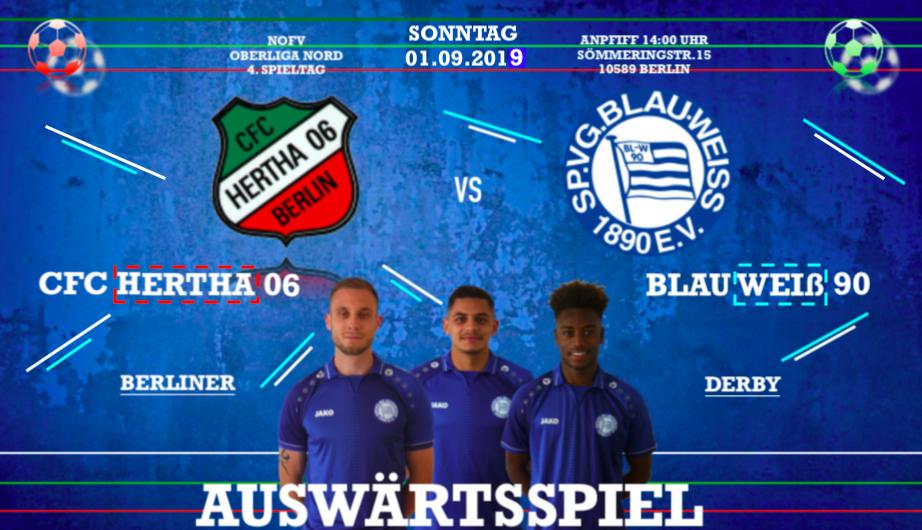 4. Spieltag  NOFV Oberliga Nord