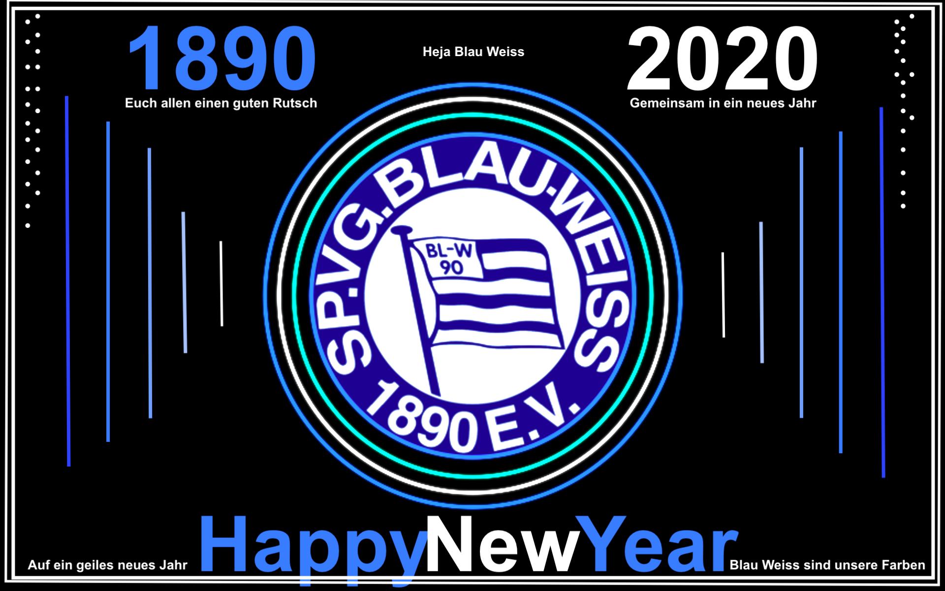 Hinein ins Jahr 2020