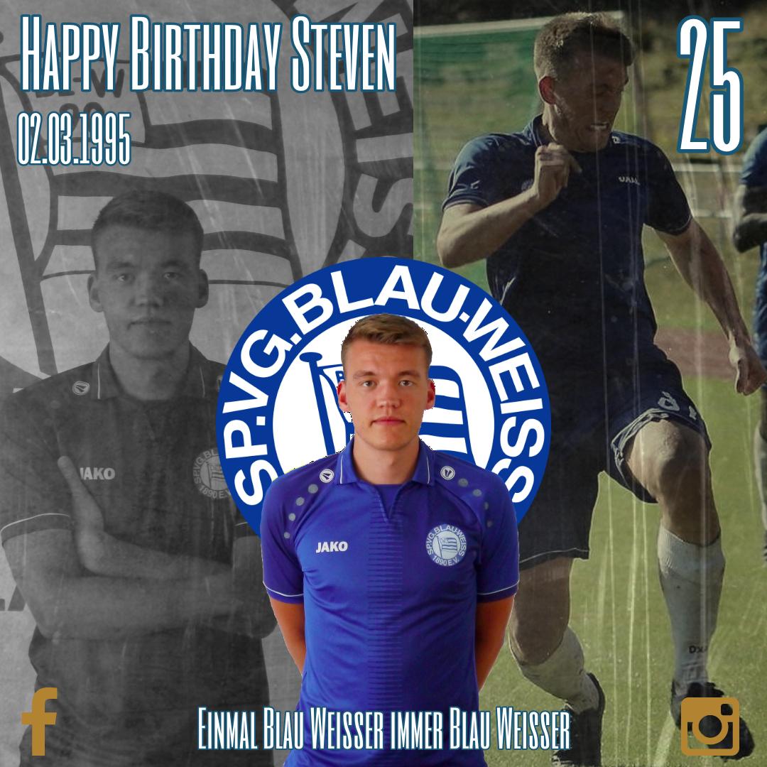 Happy Birthday Steven Heßler