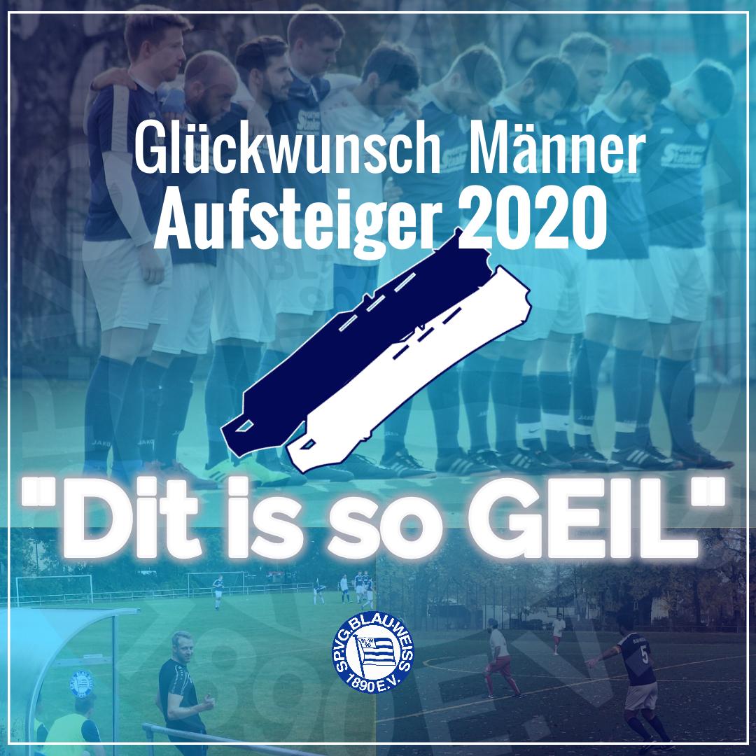 Aufstieg in die Kreisliga A unsere 2. Herren ist dabei!!